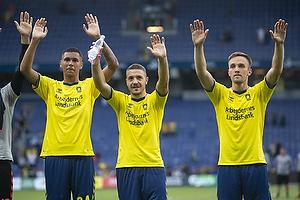 Joel Kabongo (Br�ndby IF), Josip Radosevic (Br�ndby IF), Lasse Vigen Christensen (Br�ndby IF)