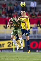 Bj�rn Kopplin (Br�ndby IF), Karlo Bartolec (FC Nordsj�lland)