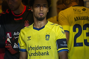 Hany Mukhtar, anf�rer (Br�ndby IF)
