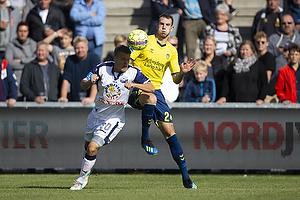 Jens Martin Gammelby (Br�ndby IF), Daniel Christensen (Vendsyssel FF)