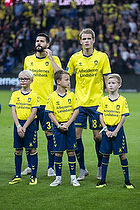 Anthony Jung (Br�ndby IF), Nikolai Laursen (Br�ndby IF)