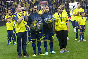 Besar Halimi (Br�ndby IF), Uffe Bech (Br�ndby IF)