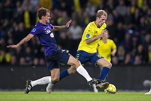 Nikolai Laursen (Br�ndby IF), Alexander Scholz (FC Midtjylland)