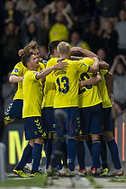 Johan Larsson (Br�ndby IF), Dominik Kaiser (Br�ndby IF)
