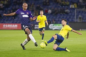 Ayo Simon Okosun (FC Midtjylland), Besar Halimi (Br�ndby IF)