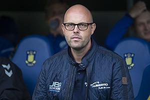 Claus N�rgaard, cheftr�ner (S�nderjyskE)