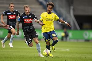 Hany Mukhtar (Br�ndby IF), Niki Zimling (S�nderjyskE)