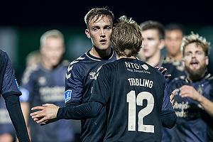 Lasse Vigen Christensen (Br�ndby IF), Simon Tibbling (Br�ndby IF)