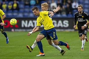 Kamil Wilczek (Br�ndby IF), Sivert Heltne Nilsen (AC Horsens)