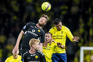Josip Radosevic (Br�ndby IF), Joel Kabongo (Br�ndby IF), Bjarke Jacobsen (AC Horsens)