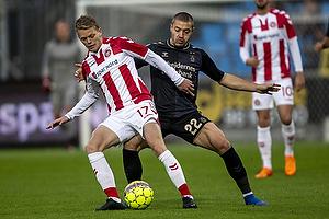 Kasper Kusk (Aab), Josip Radosevic (Br�ndby IF)