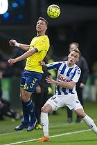 Kamil Wilczek (Br�ndby IF), Jocob Barrett Laursen (Ob)