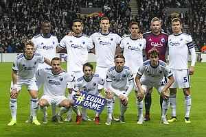 FC K�benhavn - Slavia Prag