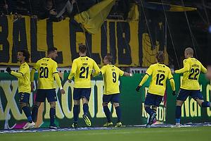 Uffe Bech (Br�ndby IF), Lasse Vigen Christensen (Br�ndby IF), Simon Tibbling (Br�ndby IF), Kamil Wilczek (Br�ndby IF)