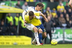 Dominik Kaiser (Br�ndby IF), Robert Skov (FC K�benhavn)