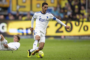 Carlos Zeca, anf�rer (FC K�benhavn)