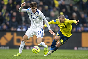 Jonas Wind (FC K�benhavn), Josip Radosevic (Br�ndby IF)