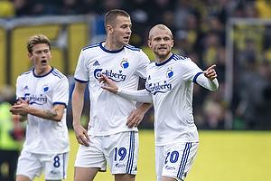Nicolai Boilesen (FC K�benhavn), Denis Vavro (FC K�benhavn)