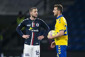 Casper H�jer Nielsen (Agf), Kamil Wilczek (Br�ndby IF)