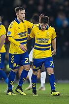 Dominik Kaiser (Br�ndby IF), Lasse Vigen Christensen (Br�ndby IF)