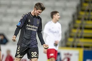 Morten Frendrup, m�lscorer (Br�ndby IF)