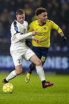 Mathias Haarup (Hobro IK), Hany Mukhtar (Br�ndby IF)