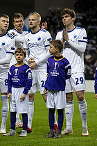 Robert Skov (FC K�benhavn), Nicolai Boilesen (FC K�benhavn)