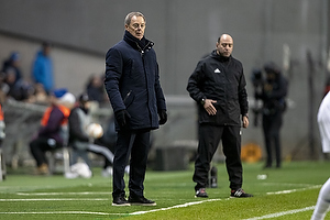 Eric Bedouet, cheftr�ner (Bordeaux)