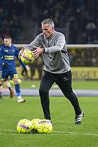 Sten Christensen, m�lmandstr�ner (Br�ndby IF)
