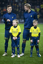 Lasse Vigen Christensen (Br�ndby IF), Paulus Arajuuri (Br�ndby IF)