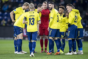 Johan Larsson (Br�ndby IF), Anthony Jung (Br�ndby IF)