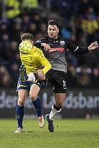 Mikael Uhre (Br�ndby IF), Sander Fischer (Vendsyssel FF)