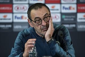 Maurizio Sarri, cheftr�ner  (Chelsea FC)