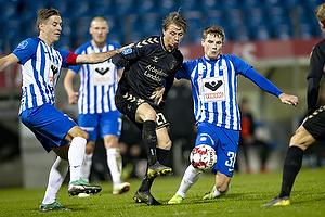 Jacob Lungi S�rensen (Esbjerg fB), Simon Hedlund (Br�ndby IF)