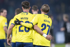 Kamil Wilczek (Br�ndby IF), Simon Hedlund (Br�ndby IF)