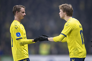 Simon Hedlund (Br�ndby IF), Simon Tibbling (Br�ndby IF)