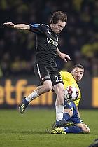 Josip Radosevic (Br�ndby IF), Saba Lobjanidze (Randers FC)