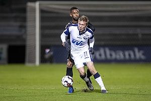 Kevin Mensah (Br�ndby IF), J�n Dagur Thorsteinsson (Vendsyssel FF)