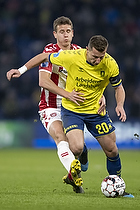 Kamil Wilczek, anf�rer (Br�ndby IF)