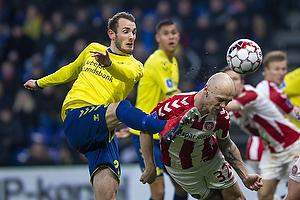 Jens Martin Gammelby (Br�ndby IF), Kasper Pedersen (Aab)