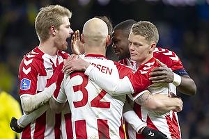 Lucas Andersen (Aab), Kasper Pedersen (Aab), Kasper Kusk (Aab)