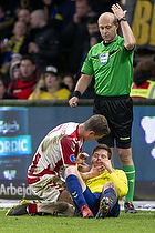 Dominik Kaiser (Br�ndby IF), Oliver Abildgaard (Aab), Peter Kj�rdgaard-Andersen, dommer
