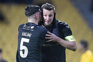 Besar Halimi (Br�ndby IF), Kamil Wilczek, m�lscorer (Br�ndby IF)