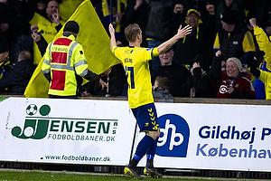 Simon Hedlund, m�lscorer (Br�ndby IF)