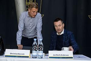 Sune Blom, bestyrelsesmedlem (Br�ndby IF), Jan Bech Andersen, bestyrelsesmedlem (Br�ndby IF)