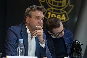 Christian Barrett, bestyrelsesmedlem (Br�ndby IF)