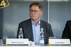 Jesper M�ller, formand (Br�ndby IF)