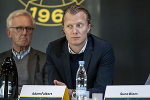 Adam Falbert, bestyrelsesmedlem (Br�ndby IF)