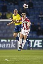 Paulus Arajuuri (Br�ndby IF), Tom van Weert (Aab)