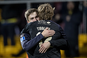Mikael Uhre, m�lscorer (Br�ndby IF), Simon Tibbling (Br�ndby IF)
